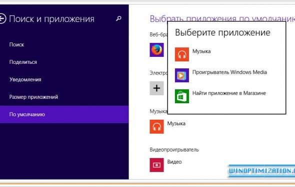 Оптимизация Windows 8