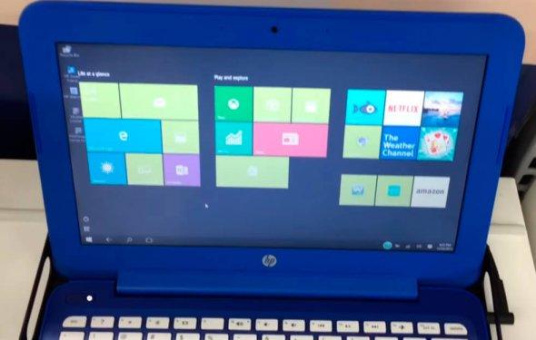 Установить Windows на ноутбук